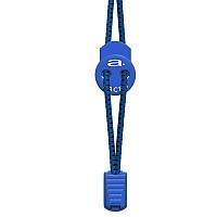 [해외]아쿠아맨 A-Lace Elastic Shoelace Blue / Black