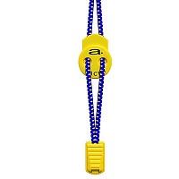 [해외]아쿠아맨 A-Lace Elastic Shoelace Blue / Yellow