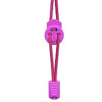 [해외]아쿠아맨 A-Lace Elastic Shoelace Pink / Red