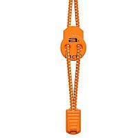 [해외]아쿠아맨 A-Lace Elastic Shoelace Orange / White