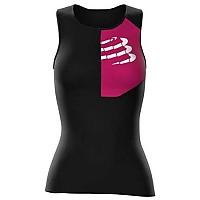 [해외]컴프레스포트 Triathlon Postural Ultra Tank Top Black