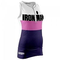[해외]컴프레스포트 TR3 Tank Top Ironman Stripes Purple