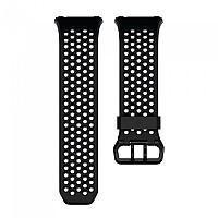 [해외]핏빗 Ionic Sport Strap Black / Charcoal