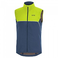 [해외]GORE? Wear R7 Partial Goretex Infinium Deep Water Blue / Citrus Green