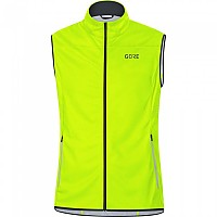 [해외]GORE? Wear R5 Windstopper Vest Neon Yellow