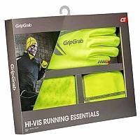 [해외]그립그랩 Running Essentials Hi Vis Pack Fluo Yellow