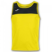 [해외]조마 Race Sleeveless Yellow / Black