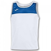 [해외]조마 Race Sleeveless White / Royal