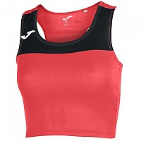 [해외]조마 Race Sleeveless Coral / Black / Coral