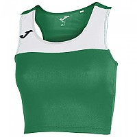 [해외]조마 Race Sleeveless Green / White / Green