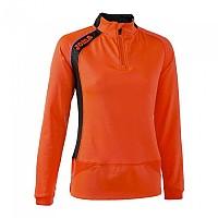 [해외]조마 Sweatshirt 1/2 Zipper Elite V Fluor Coral