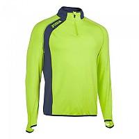 [해외]조마 Sweatshirt 1/2 Zipper Elite V Fluor Green