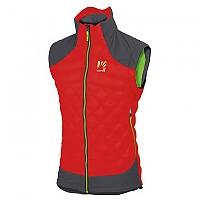 [해외]카포스 Loft Vest Flame Scarlet / Dark Grey