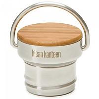 [해외]KLEAN KANTEEN Stainless Unibody Bamboo Cap For Kanteen Classic Steel