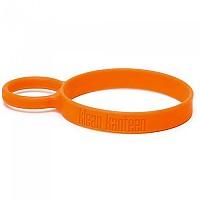 [해외]KLEAN KANTEEN Silicone Pint Cup Ring Orange