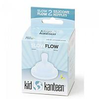 [해외]KLEAN KANTEEN Kid Kanteen Baby Nipples Slow Flow