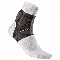 [해외]MC DAVID Elite Runners Therapy Achilles Sleeve Black