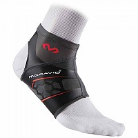 [해외]MC DAVID Elite Runners Therapy Plantar Fasciitis Sleeve Left Black