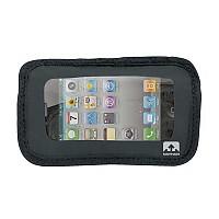 [해외]NATHAN Weather Resistant Phone Pocket Black
