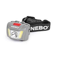 [해외]NEBO TOOLS Duo Headlamp Black