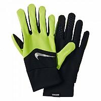[해외]나이키 ACCESSORIES Dri Fit Tempo Run Gloves Volt / Black / Silver