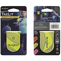 [해외]NITE IZE Taglit Magnetic Led Marker Yellow