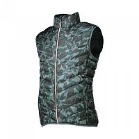 [해외]오들로 Vest Air Cocoon Dark Green