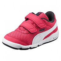 [해외]푸마 Stepfleex 2 Mesh Velcro PS Paradise Pink / Puma White / Periscope