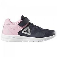 [해외]리복 Rush Runner ALT Kids Collegiate Navy / Light Pink
