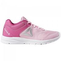 [해외]리복 Rush Runner Kids Light Pink / Pink / Silver Met