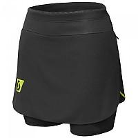 [해외]SCOTT RC Run Skirt Pants Black / Yellow