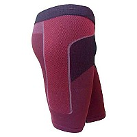 [해외]SPORT HG Compressive Boxer Pant Black / Red