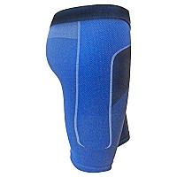 [해외]SPORT HG Compressive Boxer Pant Black / Royal