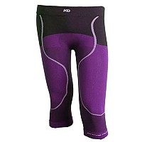[해외]SPORT HG Compressive Medium Microperforated Black / Fucsia