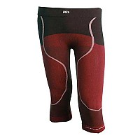 [해외]SPORT HG Compressive Medium Microperforated Black / Red
