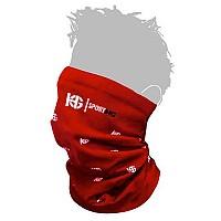 [해외]SPORT HG Neck Warmer Black / Red