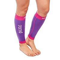 [해외]SPORT HG Compression Calf Sleeves Fuchsia / Purple