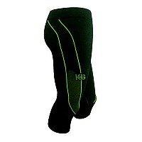 [해외]SPORT HG Compressive Medium Microperforated Black / Green