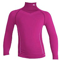 [해외]SPORT HG Technical L/s Shirt With Long Neck Junior Fucsia