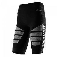 [해외]SPORTLAST Short Compressive Black / White