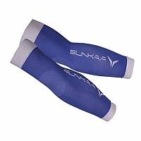 [해외]SUNKAA Compression Arm Sleeve Blue