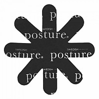 [해외]SWEDISH POSTURE Posture Tape Star Black