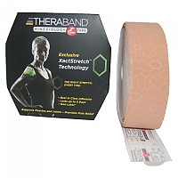 [해외]THERABAND Kinesiology Tape Precut 5 m Beige