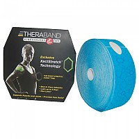[해외]THERABAND Kinesiology Tape Precut 5 m Blue