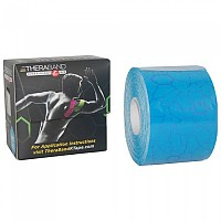[해외]THERABAND Kinesiology Tape 5 m Blue