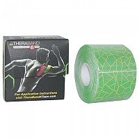 [해외]THERABAND Kinesiology Tape 5 m Green