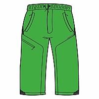 [해외]트랑고월드 Pant. Pirata Backa Classic Green