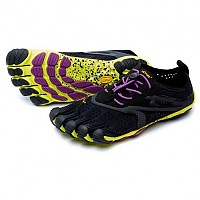 [해외]비브람 FIVEFINGERS Bikila EVO 2 Black / Yellow / Purple