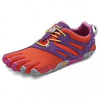 [해외]비브람 FIVEFINGERS V Trail Magenta / Orange