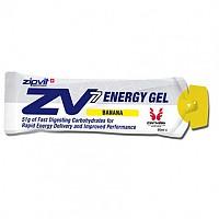 [해외]ZIPVIT ZV7 Energy Gel 60ml x 24 Units Banana